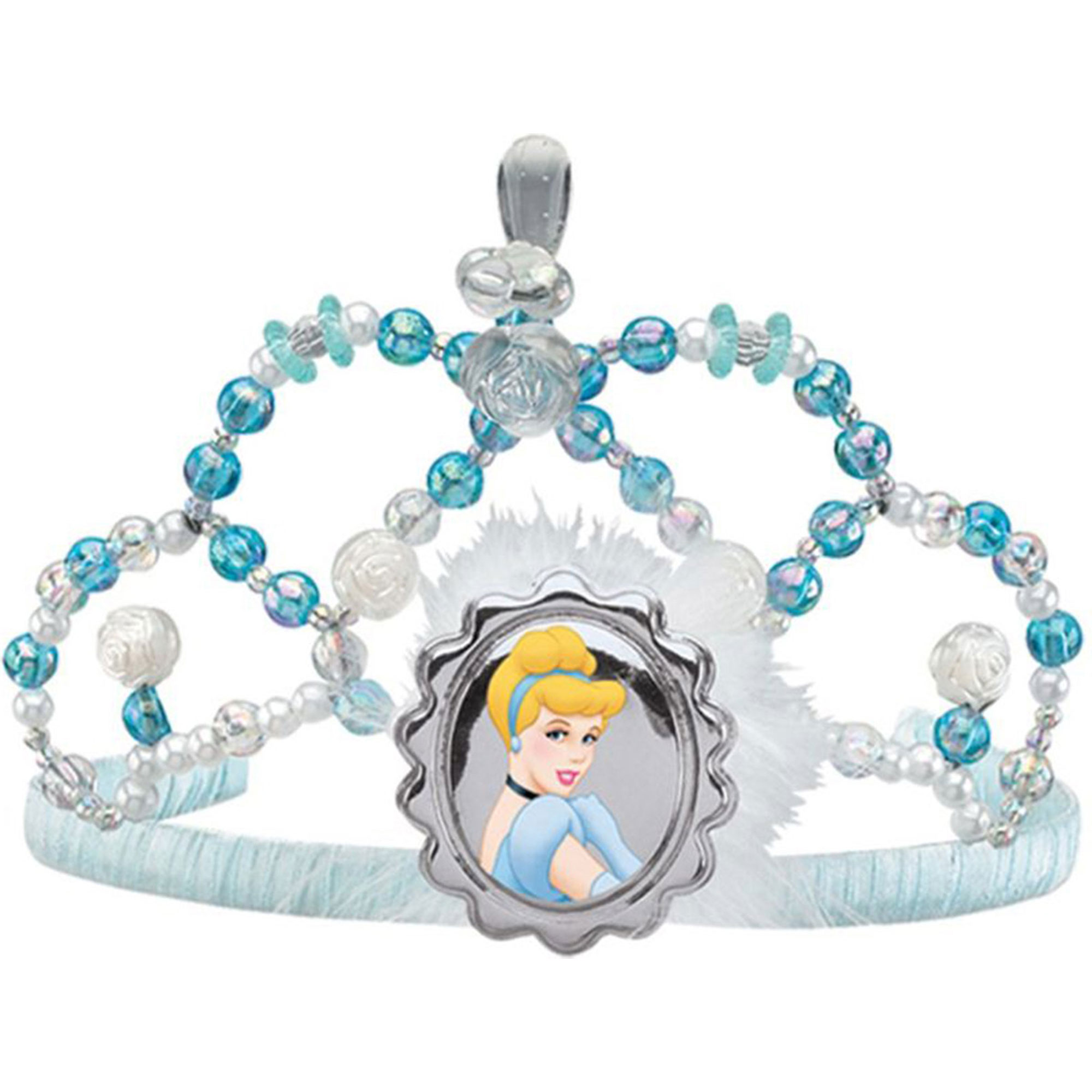 Morris Costumes Accessories & Makeup Princesses Cinderella Tiara, Style DG18227