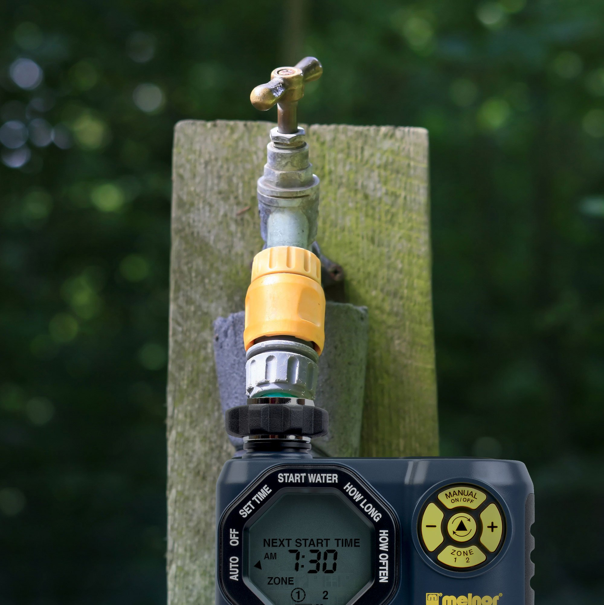 Dkb Household Usa-Zyliss 200140 2 Zone Water Timer - image 1 of 5
