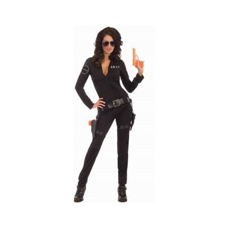 SEXY WOMAN OF ACTION-SWAT-M/L