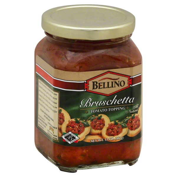 Bellino Specialty Foods Bellino  Bruschetta, 13 oz