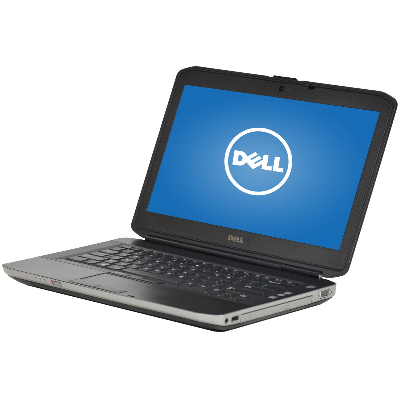 """Refurbished Dell 14"""" E5430 Laptop PC with Intel Core i5-3320M Processor, 8"""