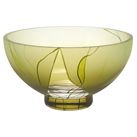 Badash Crystal Evergreen Decorative Bowl ()