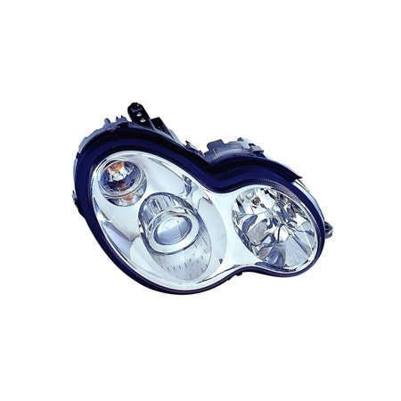 Replacement Depo 340-1109R-USH Right Headlight For C280 C230 C320 C350