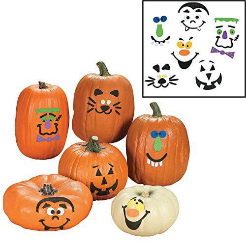 Foam Pumpkin Decorations
