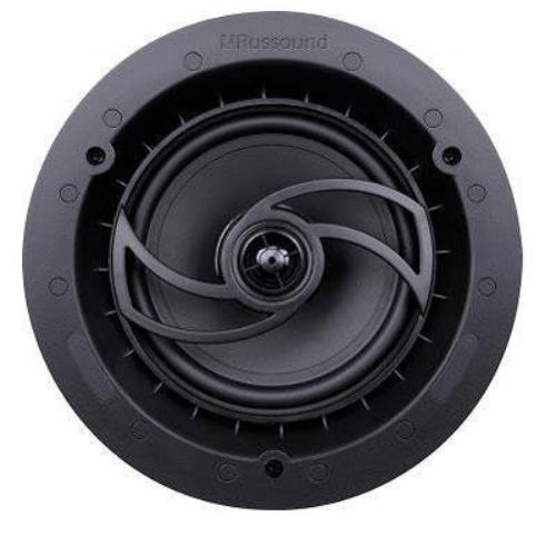 "Russound Acclaim 6.5"" Performance Series Wide Dispersion 2-Way In-Ceiling Speaker Pair"