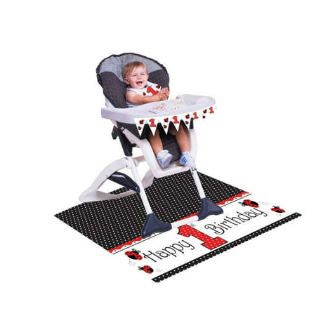 Access Ladybug Fancy High Chair Kit, 1 Ct for $<!---->