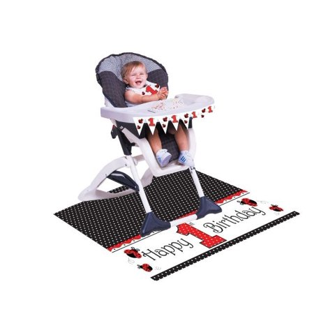 Access Ladybug Fancy High Chair Kit, 1 Ct