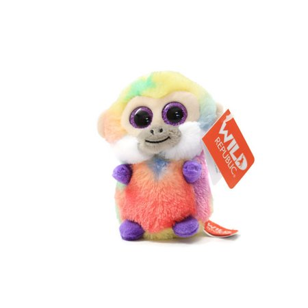 Wild Republic - Mighty Mini - Tie Dye Monkey 5