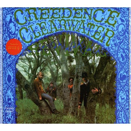Creedence Clearwater Revival [Remastered] [Bonus Tracks] [Digipak] (Remaster) (Digi-Pak) (Creedence Clearwater Revival Looking Out My Back Door)