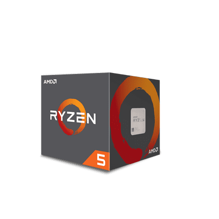 AMD RYZEN 5 1500X 3.5 GHz (3.7 GHz Turbo) 4-Core Socket AM4 16MB Cache Desktop Processor - YD150XBBAEBOX