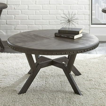 Alamo Round Cocktail Table ()