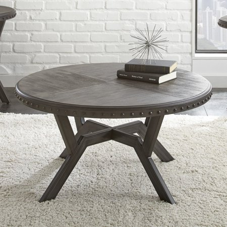 Park Round Cocktail Table (Alamo Round Cocktail Table )