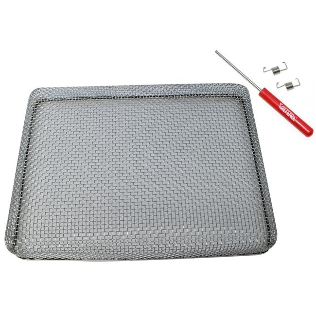 9.75 in. RV Bug Screen for RV Water Heater Vents, Carded