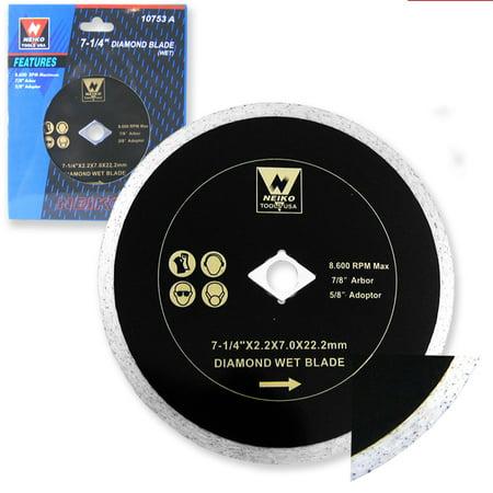 "14"" Diamond Blade Wet Continuous Rim Sinter Masonry Disc"
