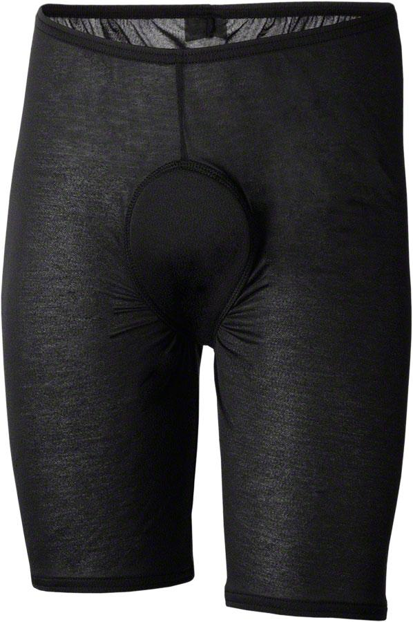 Andiamo Clothing Shorts Pad Skins Men's Black Medium by Andiamo