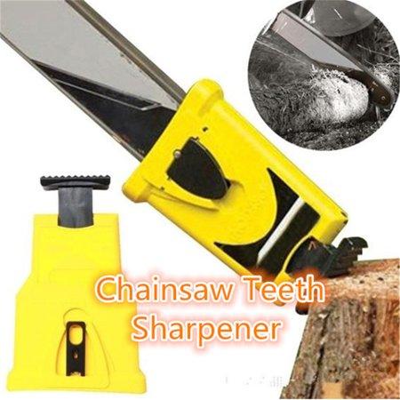 Portable Proprietary Chainsaw Sharpener Saw Chain Sharpener Fast Sharpening Stone Grinder