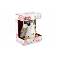 """Star Wars Porg 8.5"""" Deluxe Plush with Sound and Motion"""