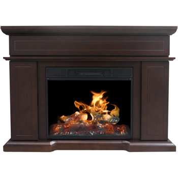Decor Media Fireplace
