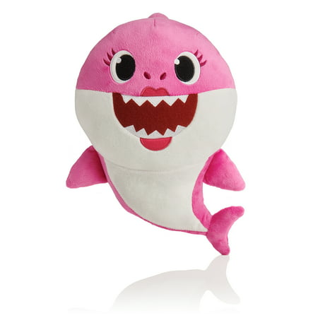 Baby Shark - Pinkfong Baby Shark Official Song Doll - Mommy Shark - By WowWee