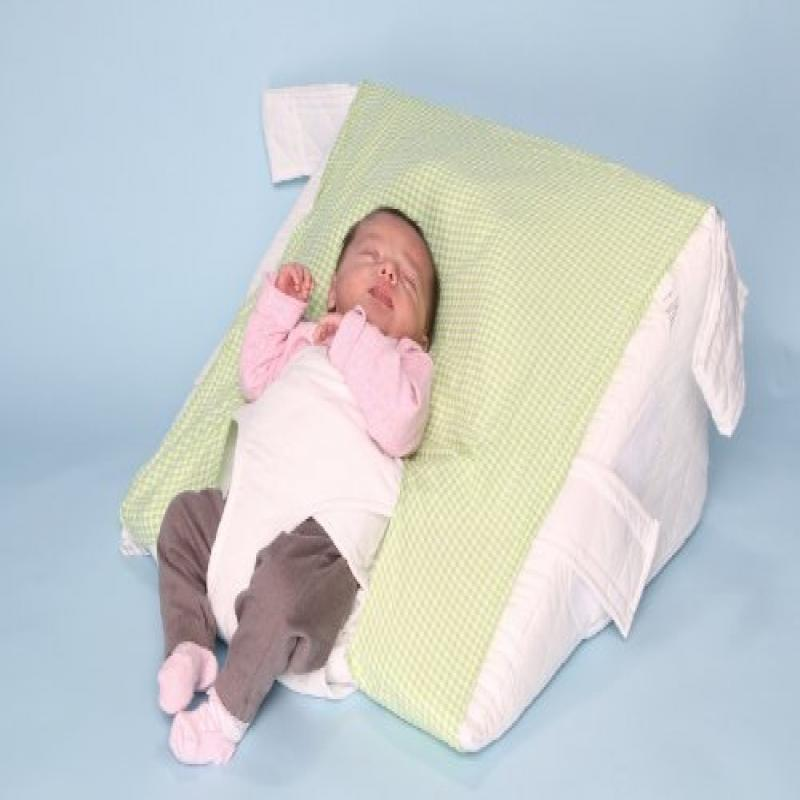 baby ar pillow acid reflux pillow wedge for babies and infants safely elevate to