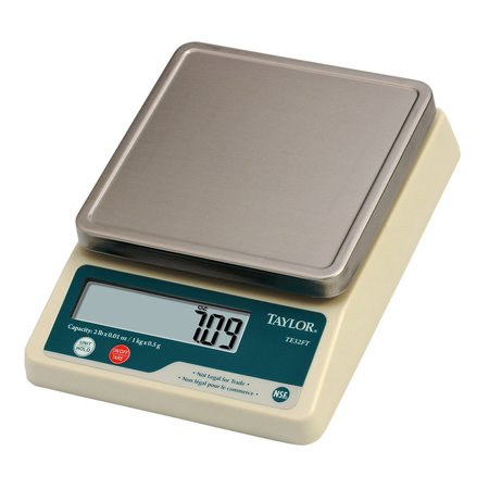 Control Digital Scale - Taylor Precision Digital Portion Control Scale - TE32FT