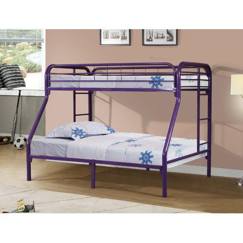 Harriet Bee Cloverdale Metal Bunk Bed