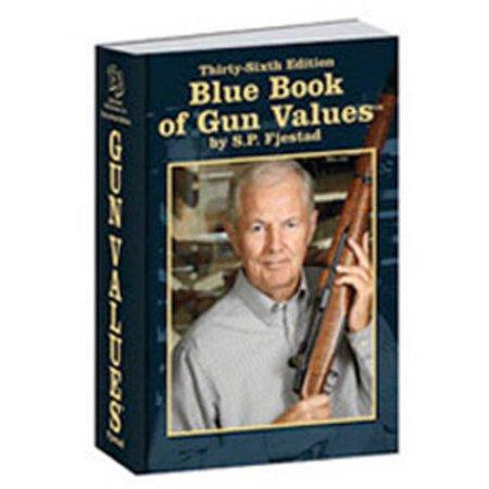 Blue Book Blue Book Gun Values, 36th Edition