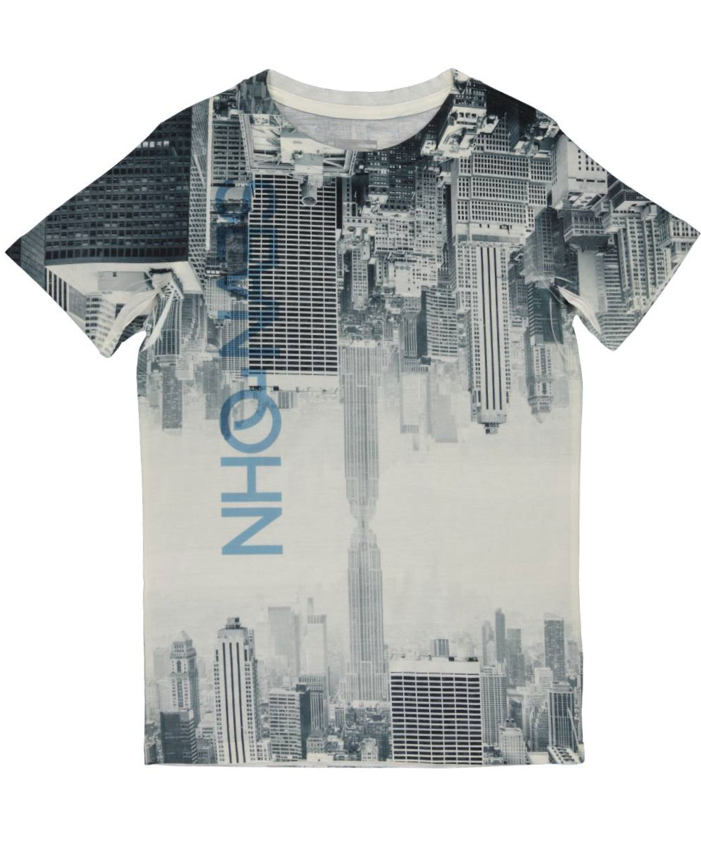 Seanjohn Boys Printed T Shirt RED 5 /& 7 NEW 24 Months SIZES 12 Months