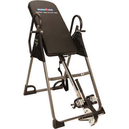 Ironman high capacity gravity 3000 inversion table for Table inversion
