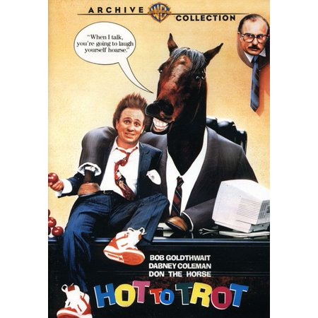 Hot Semi Movie (Hot To Trot (DVD))