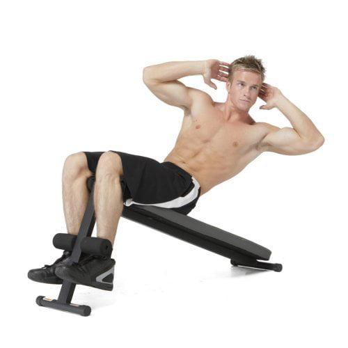Marcy Sit Up Slant Board/Decline Bench