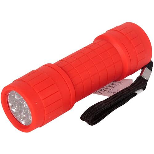 Ozark Trail 9-LED Mini Flashlight (Color May Vary) by Ozark Trail