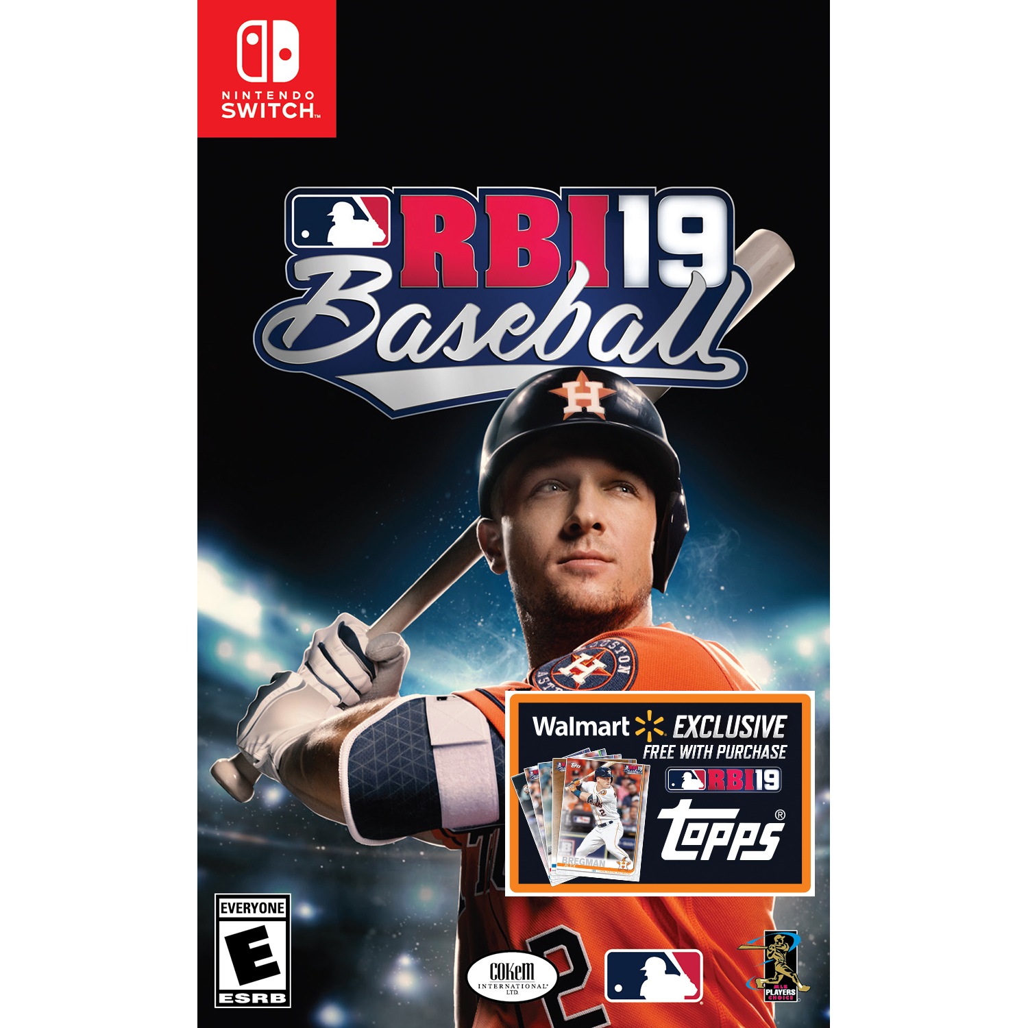 Walmart Exclusive Rbi 19 Baseball Major League Baseball Nintendo Switch 696055207244