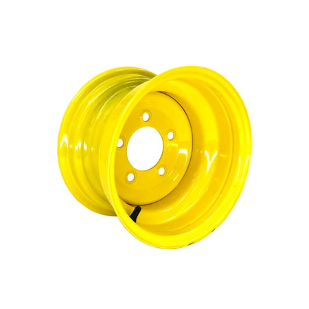 (1) John Deere Front Wheel Fits X575, X585, X595, 2210, 2305, X728 Repl LVA20123