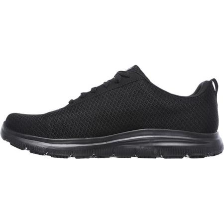 Men's Skechers Work Relaxed Fit Flex Advantage Bendon SR Sneaker