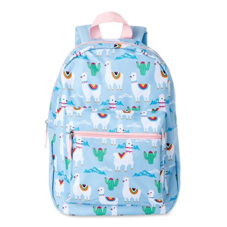 "Wonder Nation Children Llama 15"" Backpack"