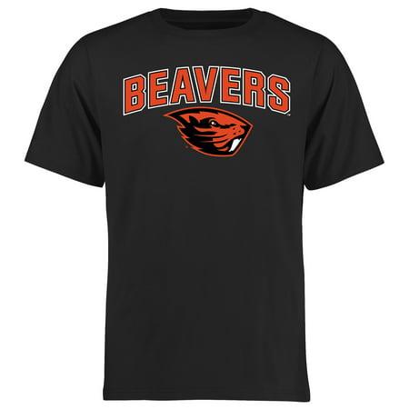 Oregon State Beavers Proud Mascot T-Shirt - Black -
