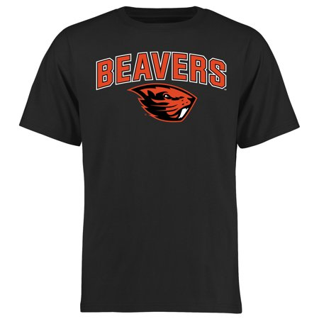 Oregon State Beavers Store - Oregon State Beavers Proud Mascot T-Shirt - Black -