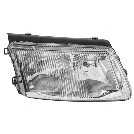 Pengers Headlight Headlamp Replacement For Volkswagen 3b0941018q