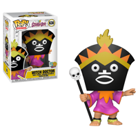 Funko POP! Animation: Scooby Doo - Witch Doctor