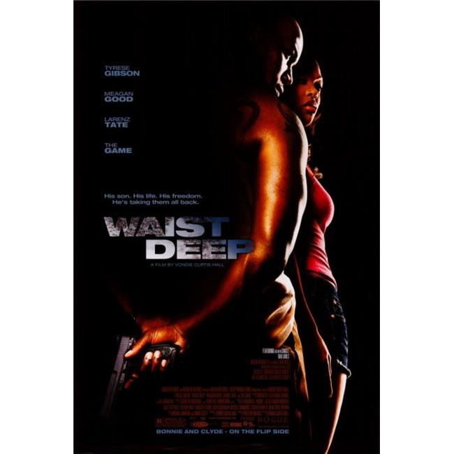 Posterazzi MOV364335 Waist Deep Movie Poster - 11 x 17 in. - image 1 of 1