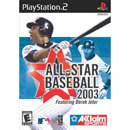 All-Star Baseball 2003 [Featuring Derek Jeter] 2003 Alcs Game 7