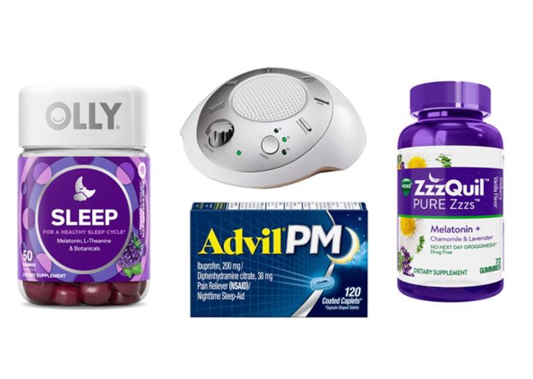 Olly Sleep Vitamin Gummies With 3mg Melatonin 50 Ct Walmart Com