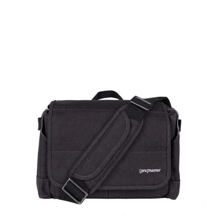 Promaster Cityscape 120 Courier Camera Bag - Charcoal Grey