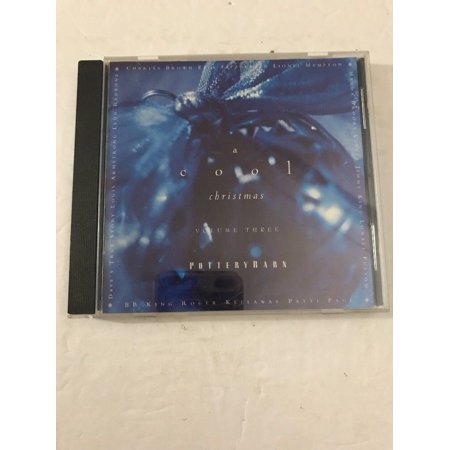 Pottery Barn A Cool Christmas CD Volume 3 Tested Rare Vintage Ships N 24hrs ()