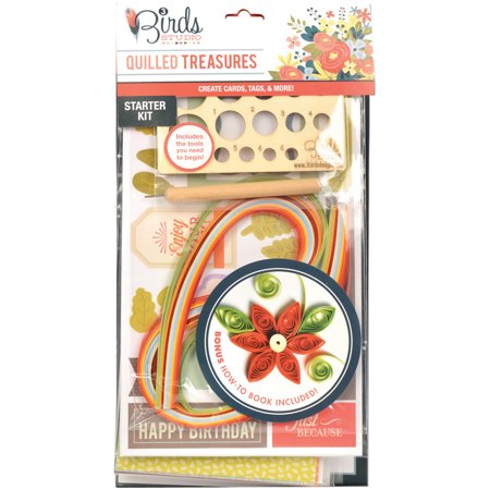 Image of Quilling Tool Starter Kit-183pcs