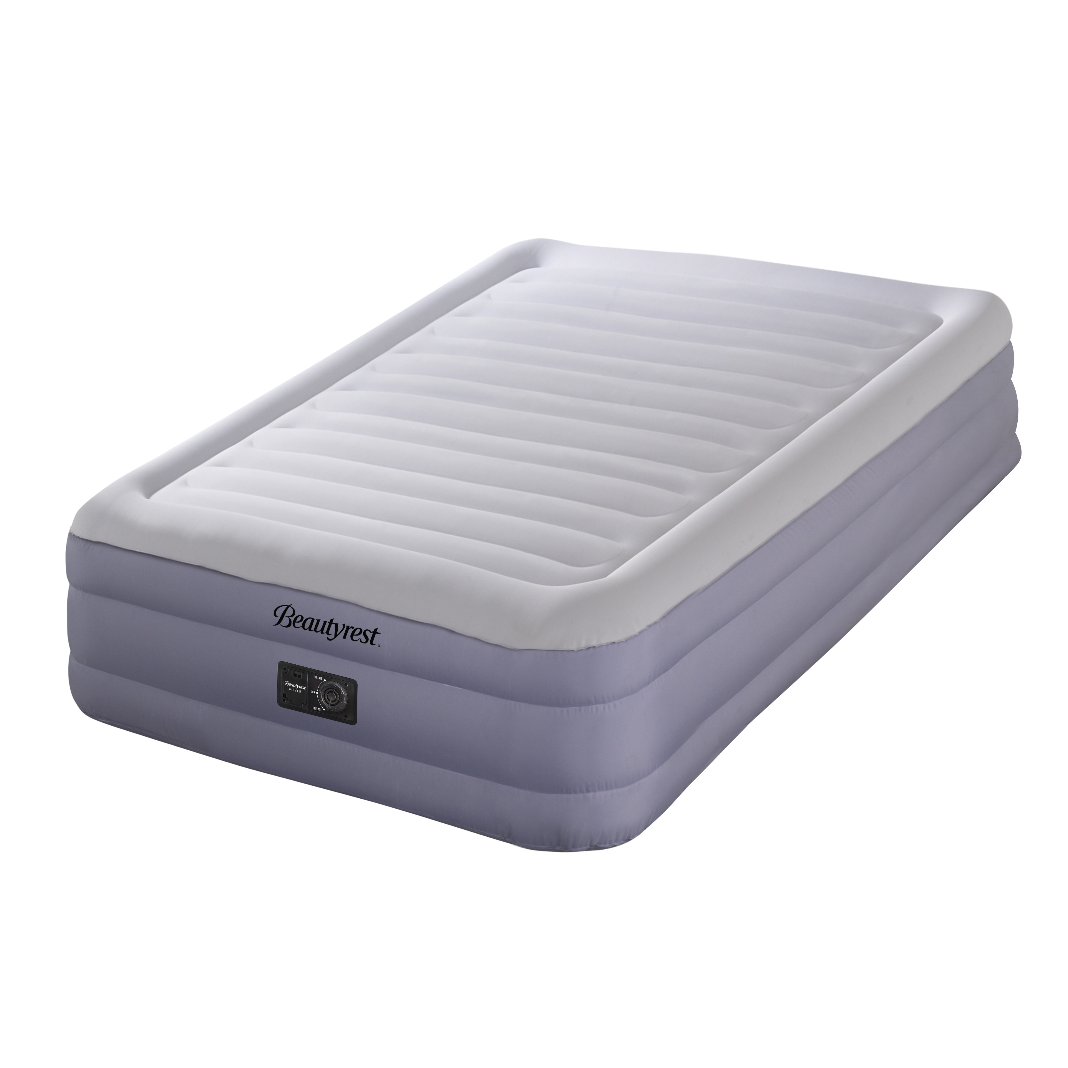 Simmons Beautyrest Queen Raised Airbed Mattress With