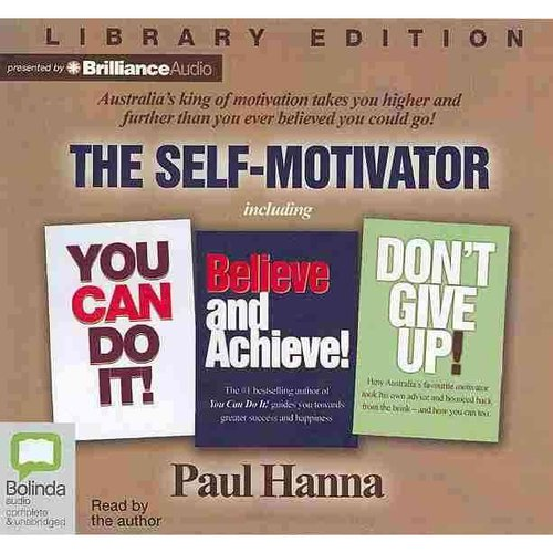 The Self-Motivator: Library Edition