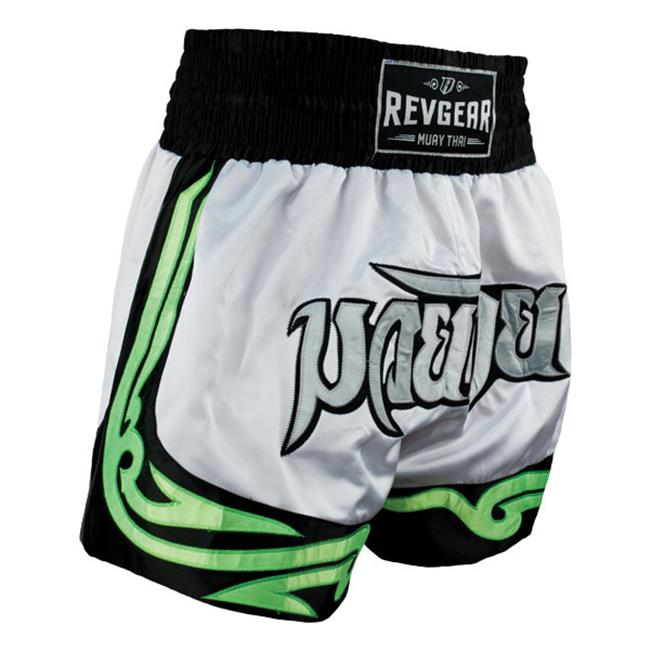Revgear 609022Y WT L - 12 - 14 Large Youth Thai Fighter S...