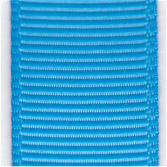 Papilion R074200230328100Y .88 in. Grosgrain Ribbon 100 Yards - Island Blue - image 1 of 1